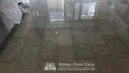 marble polishing st johns wood london - Abbey Floor Care