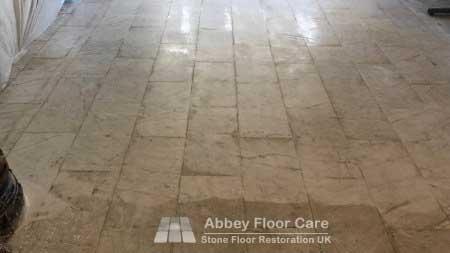 marble restoration st johns wood london - Abbey Floor Care