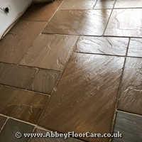 Sandstone Cleaning Ashbourne