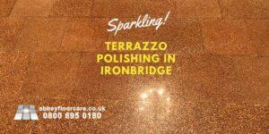 Shiny Terrazzo Floor In Ironbridge