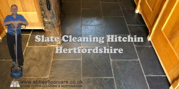 slate cleaning hitchin work