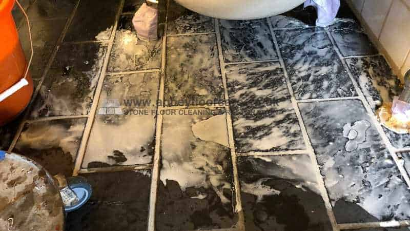 sealre remover for slate floors