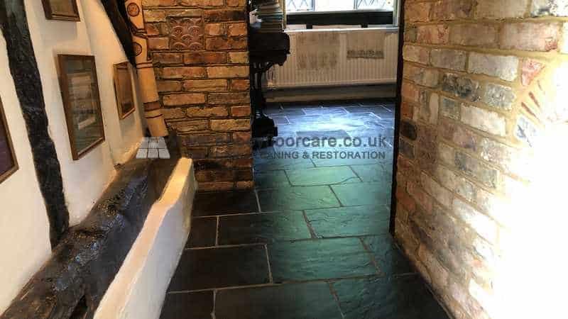 beautiful sealed slate in hitchin hertfordshire