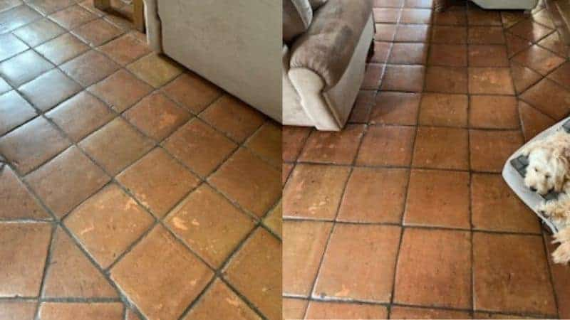 Terracota Cleaning Sevenoaks Abbey Floor Care
