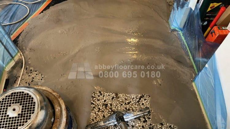 Terrazzo Floor Grinding Smethwick Abbey Floor Care 00005