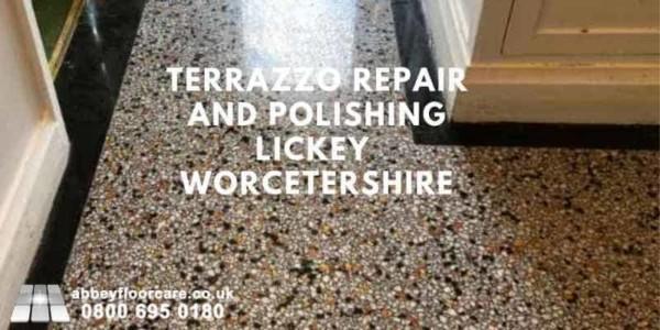 Terrazzo Floor Restoration In Lickey Worcestershire By Abbey Floor Care (1)