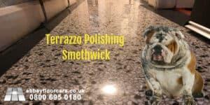 Terrazzo Polishing Smethwick West Midlands Abbey Floor Care Featured Image