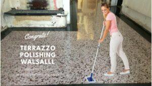 terrazzo hallway polishing walsall west midlands