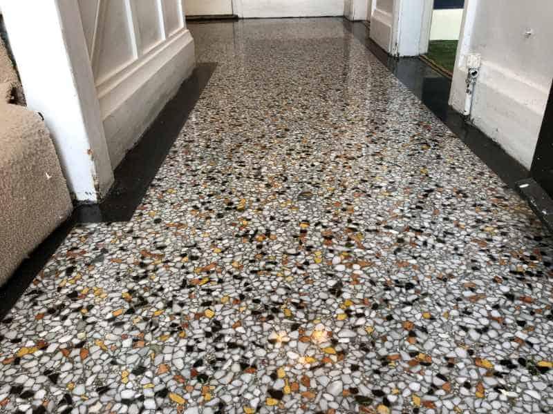 Terrazzo Restoration Lickey Worcestershire Abbey Floor Care