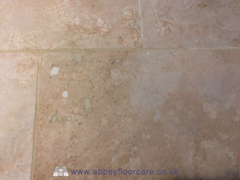travertine tile repair alton hampshire abbey floor care
