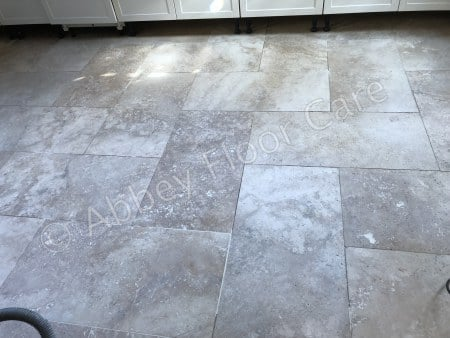 travertine tiles grout filling new malden london